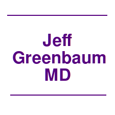 Jeff Greenbaum MD